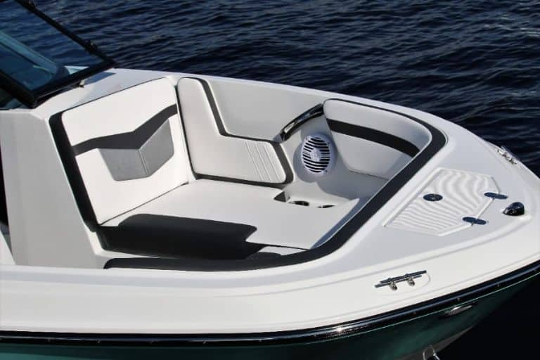 Image of Monterey M-225 bow seating